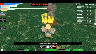 the hunger game on roblox