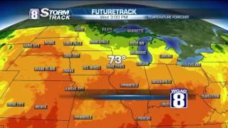 StormTrack 8 Morning Forecast October 7, 2015