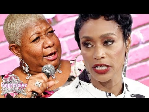 Tami Roman exposes comedian Luenell...for hating on her?