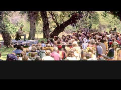 Audio | J. Krishnamurti – Ojai 1973 – Public Talk 1 – Relationship without image is love