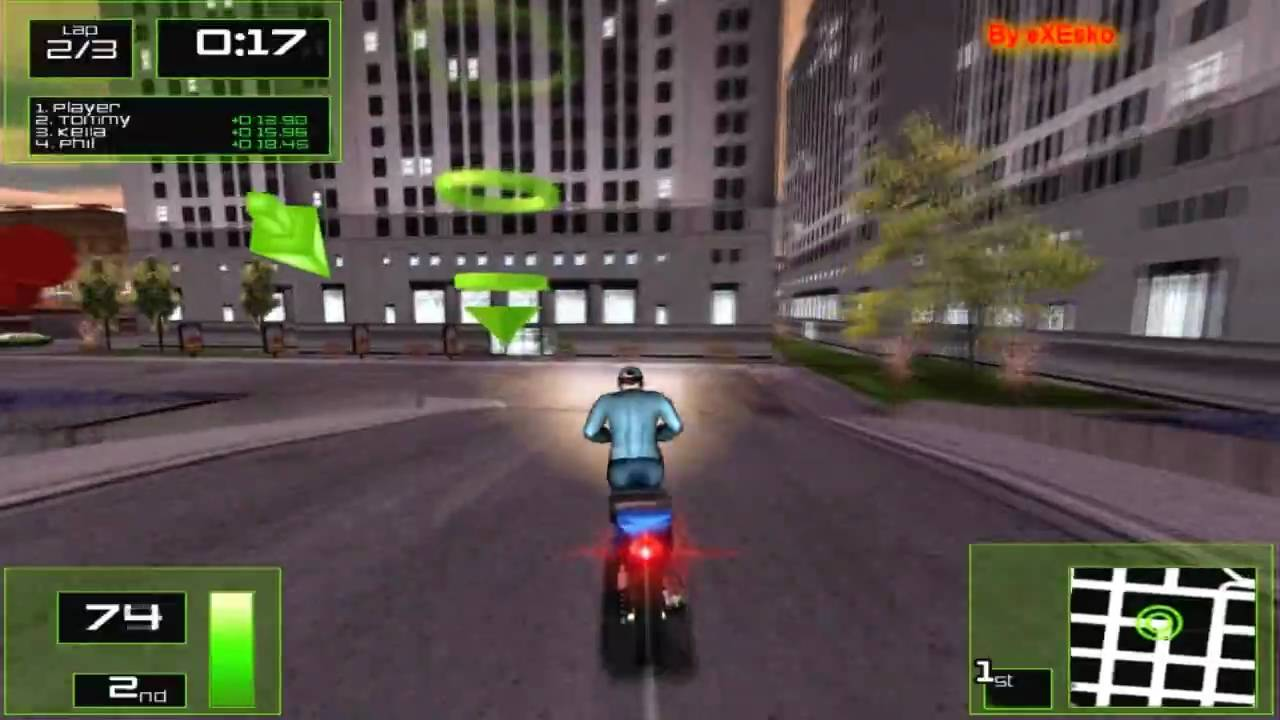Moto Wallpaper 3d Scooter Game Gameplay Youtube