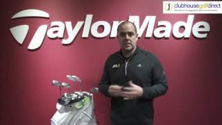 TaylorMade Ladies Kalea Golf Clubs