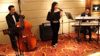 Jazz Trio performance - Hire Best live Bands in Hong Kong - Birkun Productions
