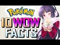 10 HOLY CRAP Pokemon Facts and Secrets | Pokemon FEET #18