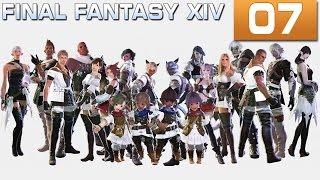 Final Fantasy XIV #07 - Guia de Raças e Classes [PC] [PT-BR]