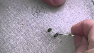 Broderie : Le point de bouclette - Les petites leçons de Marie Suarez