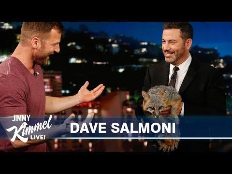 Terrifying & Adorable Animals With Dave Salmoni