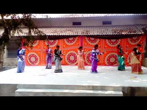 New jesus nagpuri danc by raigarh Vidyakant panna