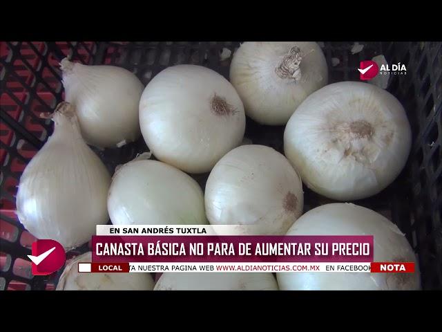 LOS PRODUCTOS DE LA CANASTA BÁSICA NO DEJAN DE SUBIR DE PRECIO
