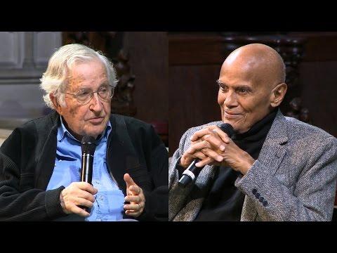 Noam Chomsky & Harry Belafonte in Conversation on Trump, Sanders, the KKK, Rebellious Hearts & More