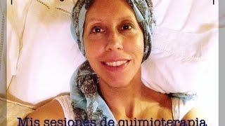 #cancer. Como es la QUIMIOTERAPIA de CANCER de MAMA. Para que sepáis lo que pasa y no os asusteis.