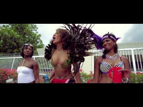 "Destra Garcia - Road Call ""Calling Meh"" (Official Music Video) [Soca 2014"