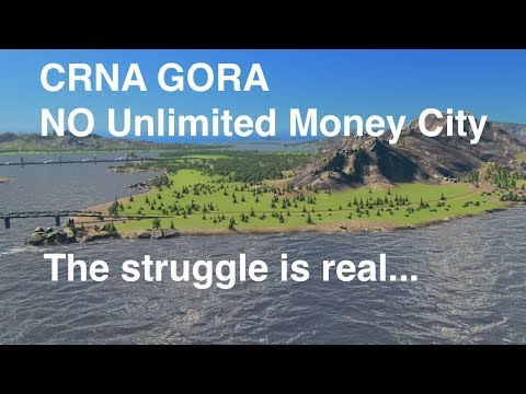 Crna Gora Ep 1 - City Establishment | Cities:Skylines - Town Planner Plays