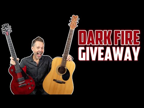 "GUITAR GIVEAWAY 🎸 🎸 + How to Play Chords All Over the Neck ""On the Fly"" (FREE Live Webcast)"