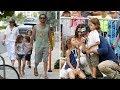 Matthew McConaughey's Wife Camila Alves & Kids - 2018