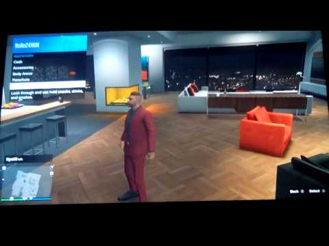 Gta 5 Online tutorial :Interact menu használat