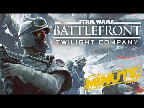 Battlefront: Twilight Company by Alexander Freed - Star Wars Minute