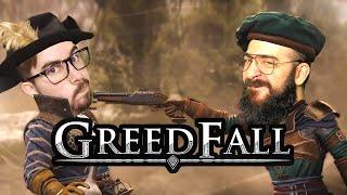 GREEDFALL   ROLEANDO EN LA COLONIA *Gameplay en español*