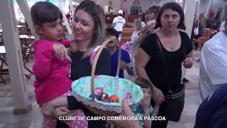 Festa da Páscoa 14/04/2019
