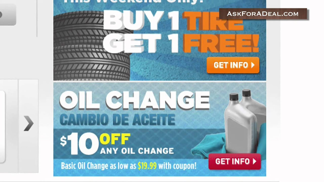 Tire Kingdom Oil Change Coupons >> Tire Kingdom Coupons Youtube