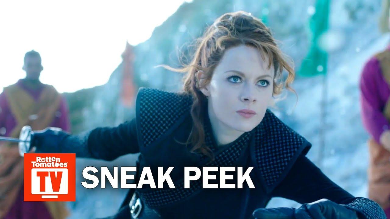 Download Into the Badlands Season 3 Mid-Season Sneak Peek | 'Widow vs The Master' | Rotten Tomatoes TV