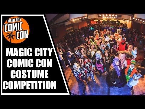 Magic City Comic Con Costume Competition January 2015