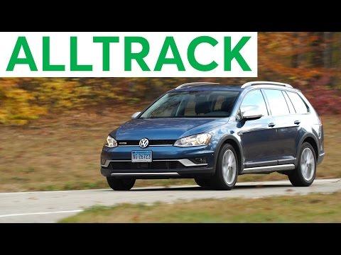 2017 Volkswagen Alltrack Quick Drive | Consumer Reports