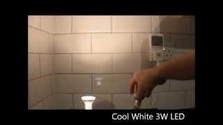 gu10 led bulbs 3w led vs 50w halogen gu10 high quality low cost