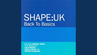 Back To Basics (Main Vocal Mix) (Edit)