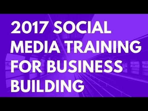 Basic social media training for  Facebook Instagram LinkedIn social media for your business