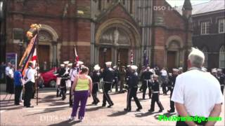 YCV Band Members Arrested for their parades outside St. Patricks Church