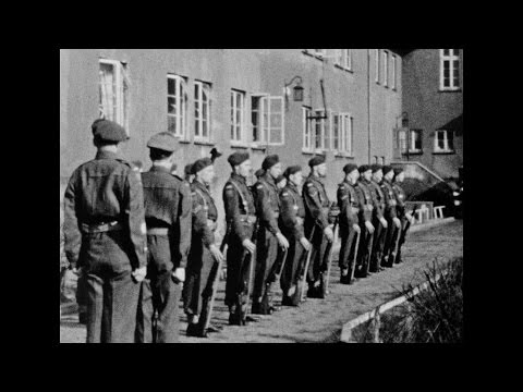 [Canadian Army in Occupied Germany : home movie] (1945)
