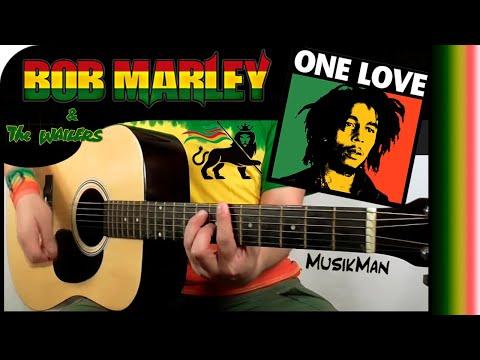 One Love ✌ / Bob Marley | Cover #091