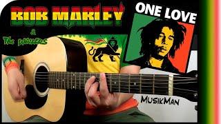 One Love ✌ / Bob Marley / Cover