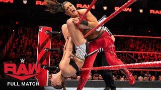 FULL MATCH: Ronda Rousey vs. Bayley – Raw Women's Title Match: Raw, January 28, 2019
