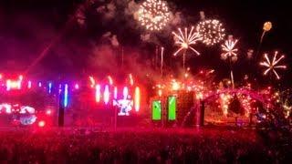 Armin van Buuren at EDC 2013 Vegas (Fireworks and 1st Half Video)
