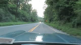 1968 Pontiac LeMans Test Drive