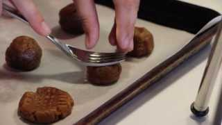Recipe For Old Fashioned Peanut Butter Cookies