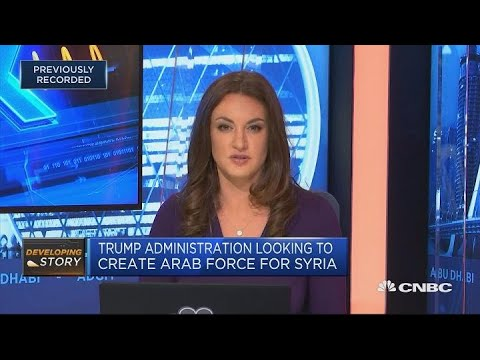 Syria airstrikes: US seeks support from Arab force | Middle East News
