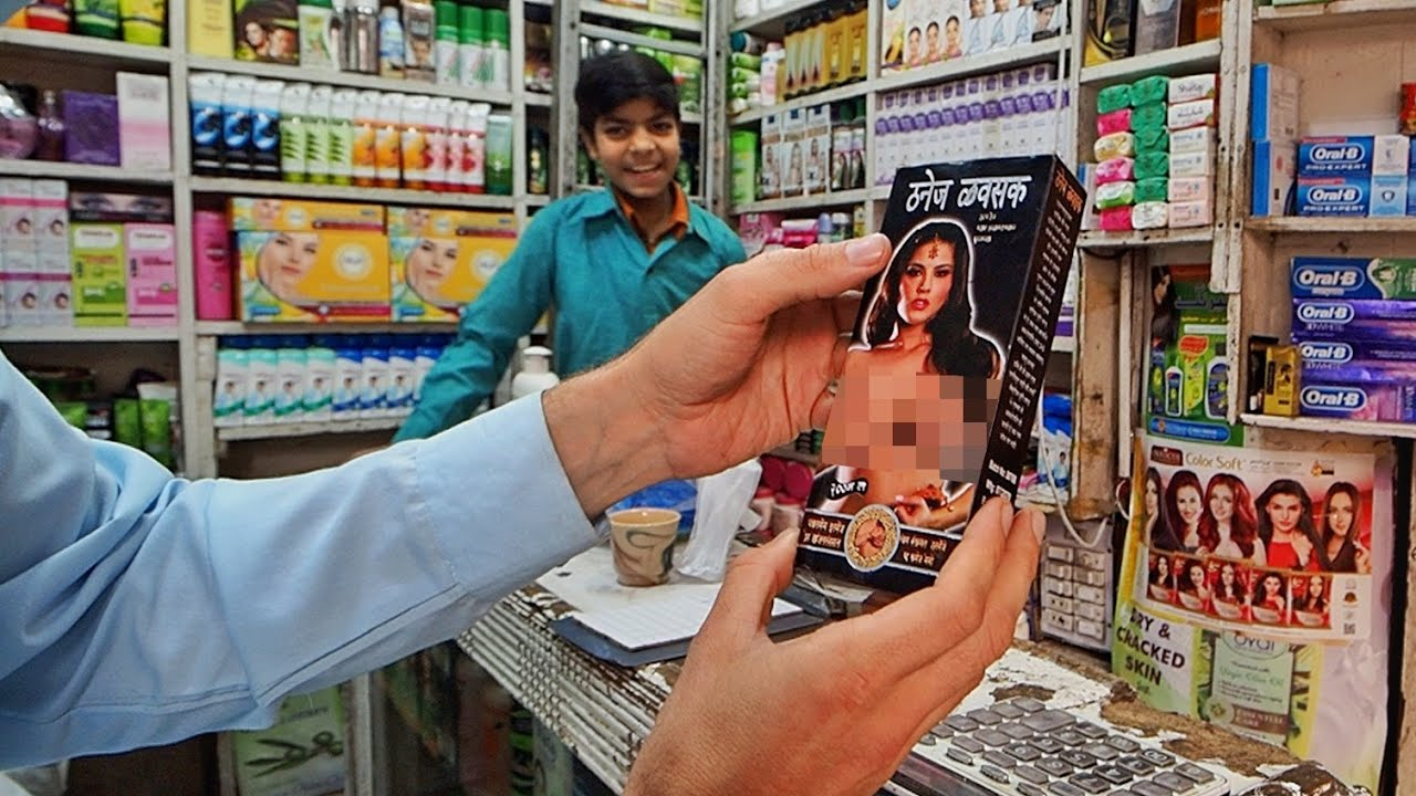 10 Indian Products Sold in Pakistan! Ft. @Sunny Leone