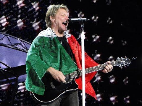 Bon Jovi - Just Older (Udine 2011)