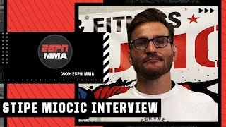 Stipe Miocic is bothered the UFC didn't contact him about interim title