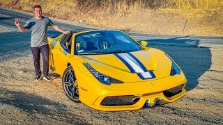 Why I Spent $700,000 On My Ferrari 458 Speciale Aperta thumbnail