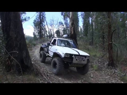 4x4 Adventure Club - Beyond Thomson Dam (S1/E1)