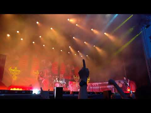Judas Priest – Grinder [live Romexpo...