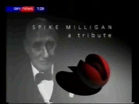 Death of Spike Milligan [2002]