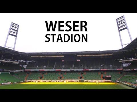 Weser-Stadion Bremen - Werder Bremen  - Besuch 6 Jahre nach dem Umbau - 6 years after reconstruction