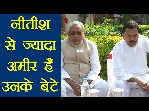 Bihar के CM Nitish Kumar होते जा रहे हैं गरीब, हाथ में है मात्र 40 हजार रुपया नगद