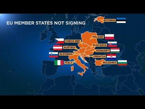 Como o pacto das migrações divide a Europa