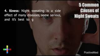 Common Causes of Night Sweats